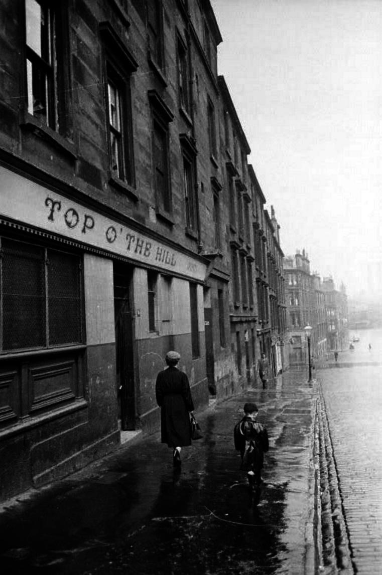1955. Тейлор-стрит, Глазго