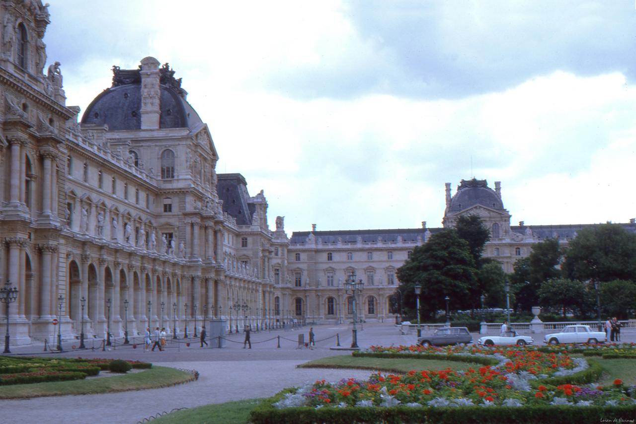 1967. Лувр