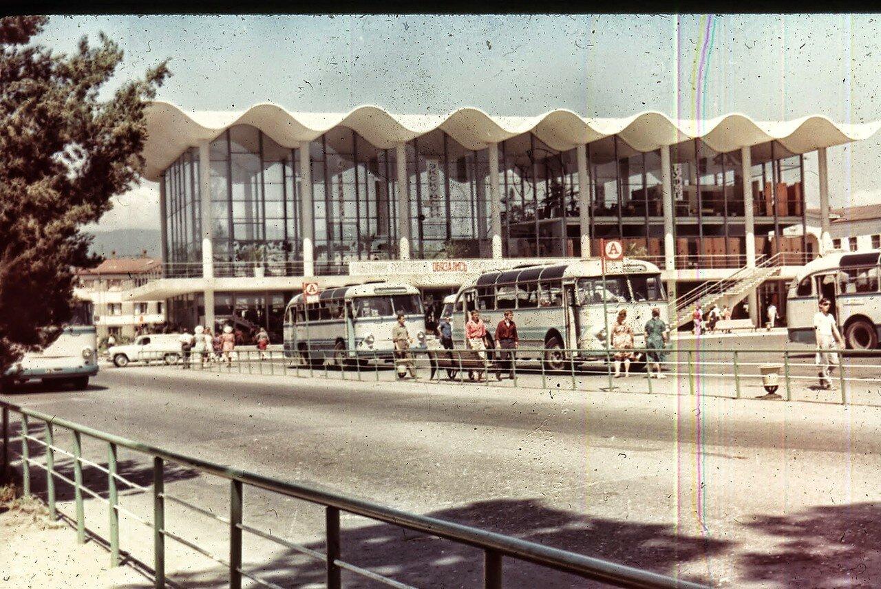 Сочи. Автобусная станция