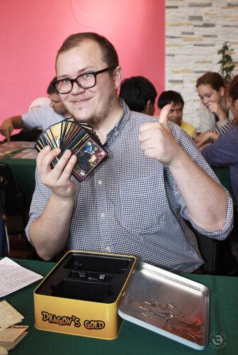 Игротека настольных игр Игрокон 2013 в эмоциях