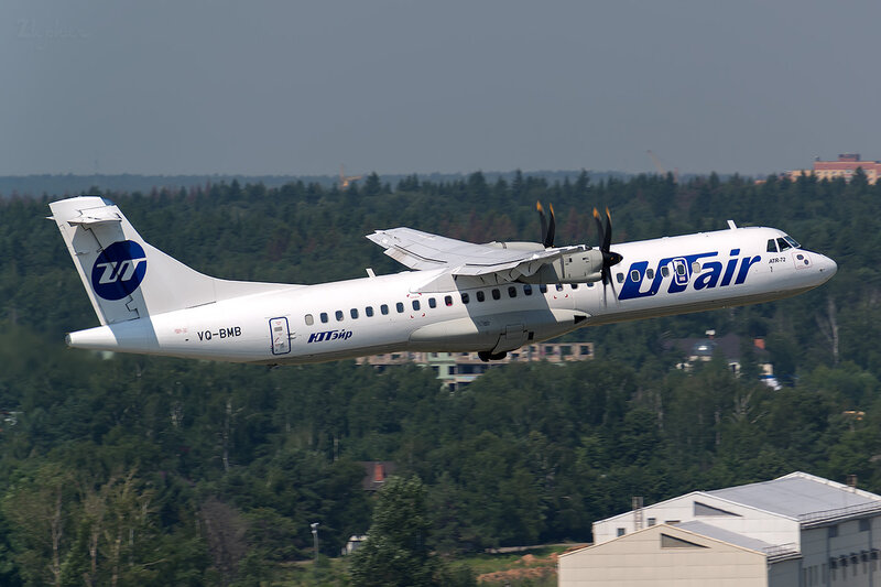 ATR-72-212A (VQ-BMB) ЮТэйр D801581