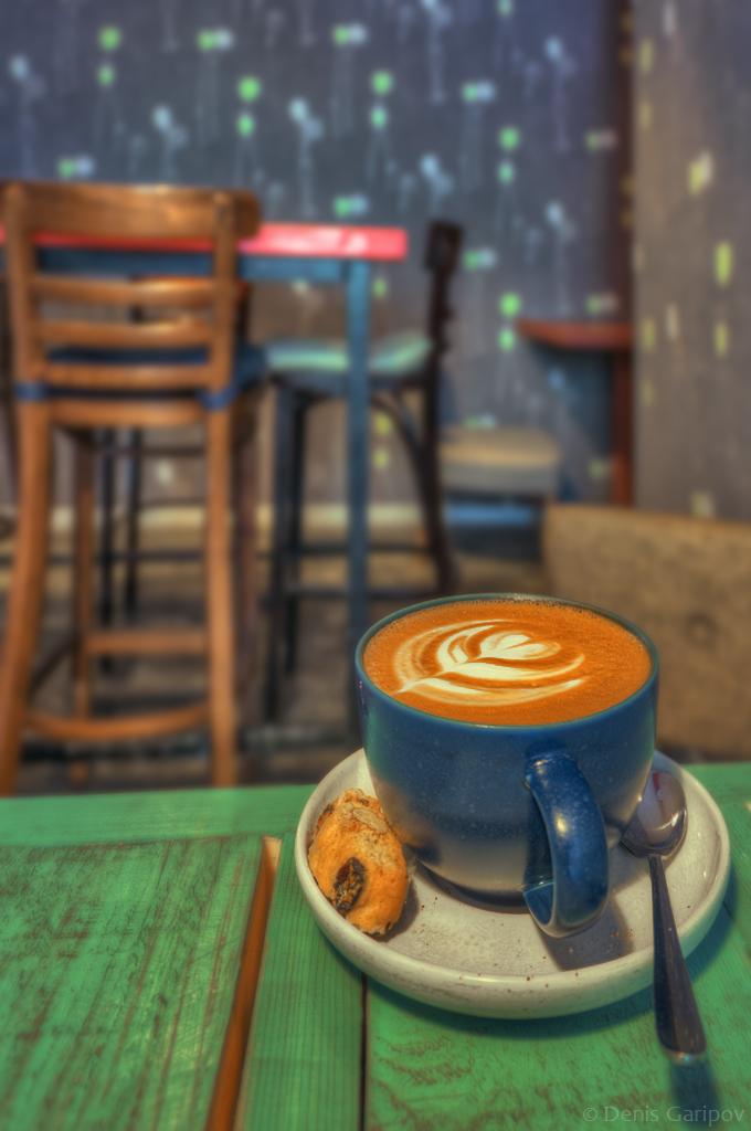 Кофе на Кухне, кофейня в Санкт-Петербурге на набережной реки Фонтанки, дом 17