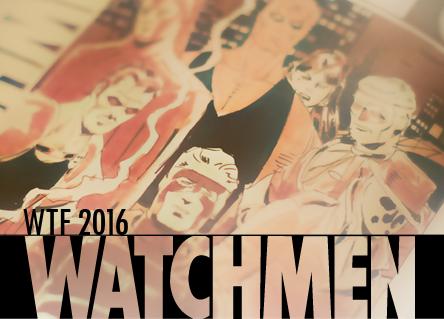 WTF Watchmen — смотреть дальше