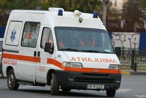 Авария в столице: сбитого мотоциклиста отбросило на 10м