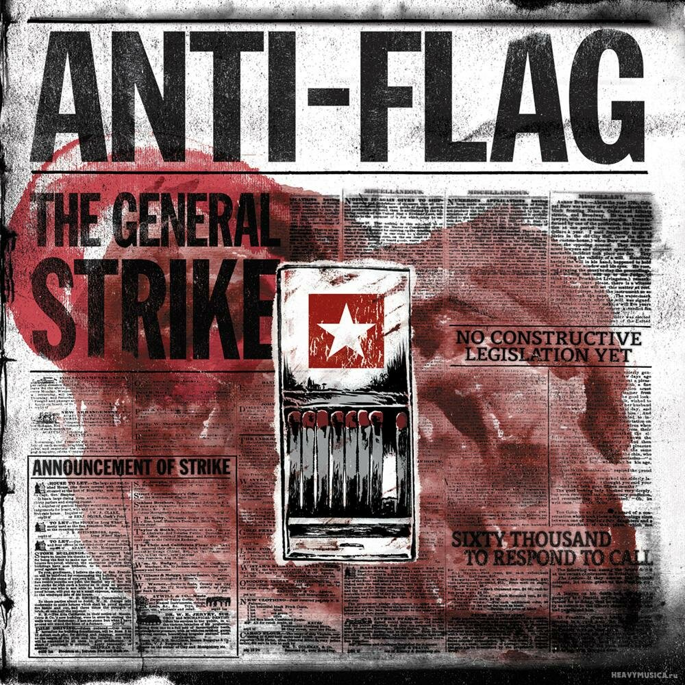 Anti-Flag - 2012 - The General Strike