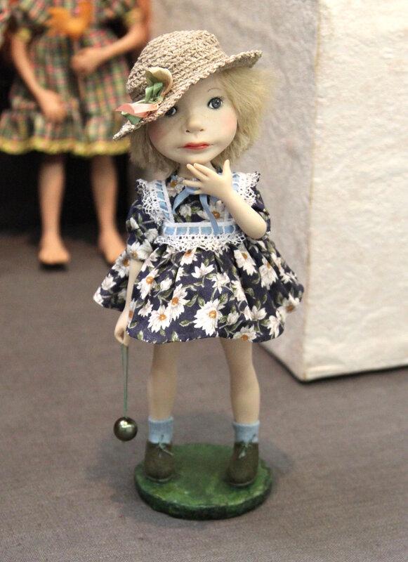 IX Международный Салон кукол