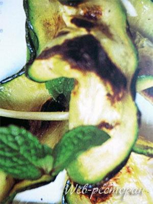 Салат из кабачков тещин язык