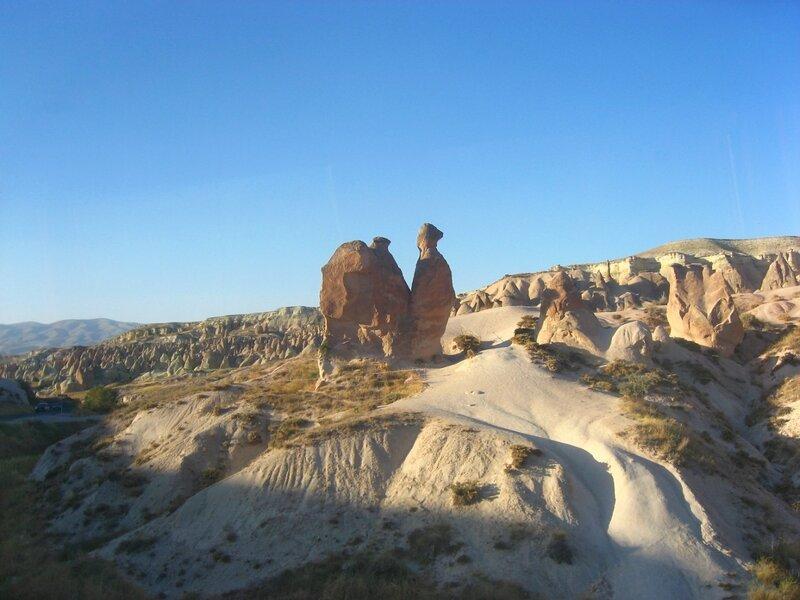 Долина верблюдов
