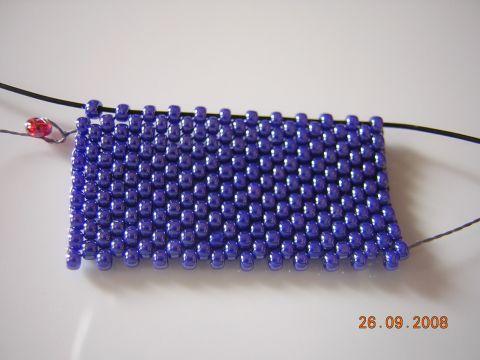 мозаичное плетение мастер класс