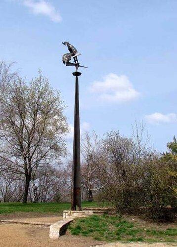 Интересные памятники в Будапеште. Часть 2.