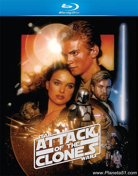 Звездные войны: Эпизод 2 – Атака клонов / Star Wars: Episode II - Attack of the Clones (2002/HDRip/BDRip)