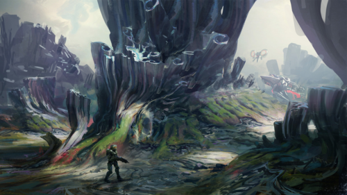 Halo 5 Снова вместе [Together Again]