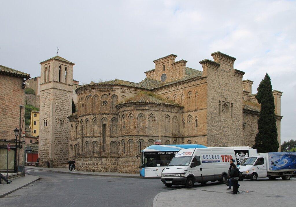Церковь Сантьяго-де-Аррабал (Iglesia de Santiago del Arrabal)