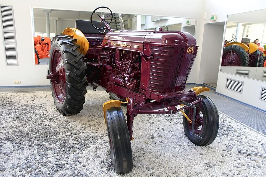 Музей истории трактора