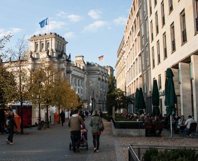Берлин знакомство