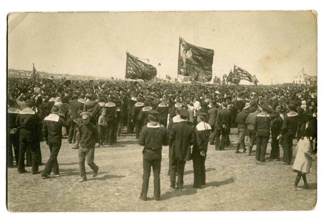 Севастополь, 18.4.1917 на Куликовом поле.jpg