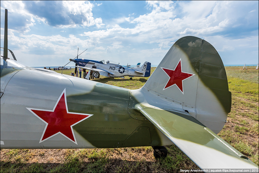 Ретросамолеты The Air Squadron