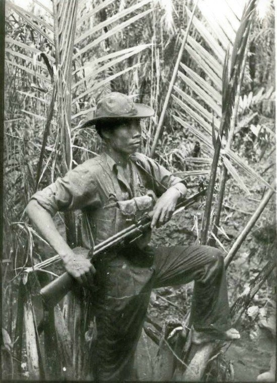 предпочитает вьетнамские партизаны фото рассказывает