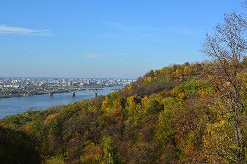 парк молитовский мост