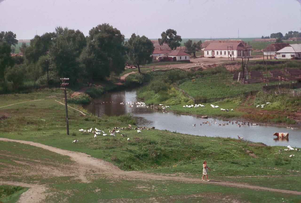 Деревня Верхние Лубы
