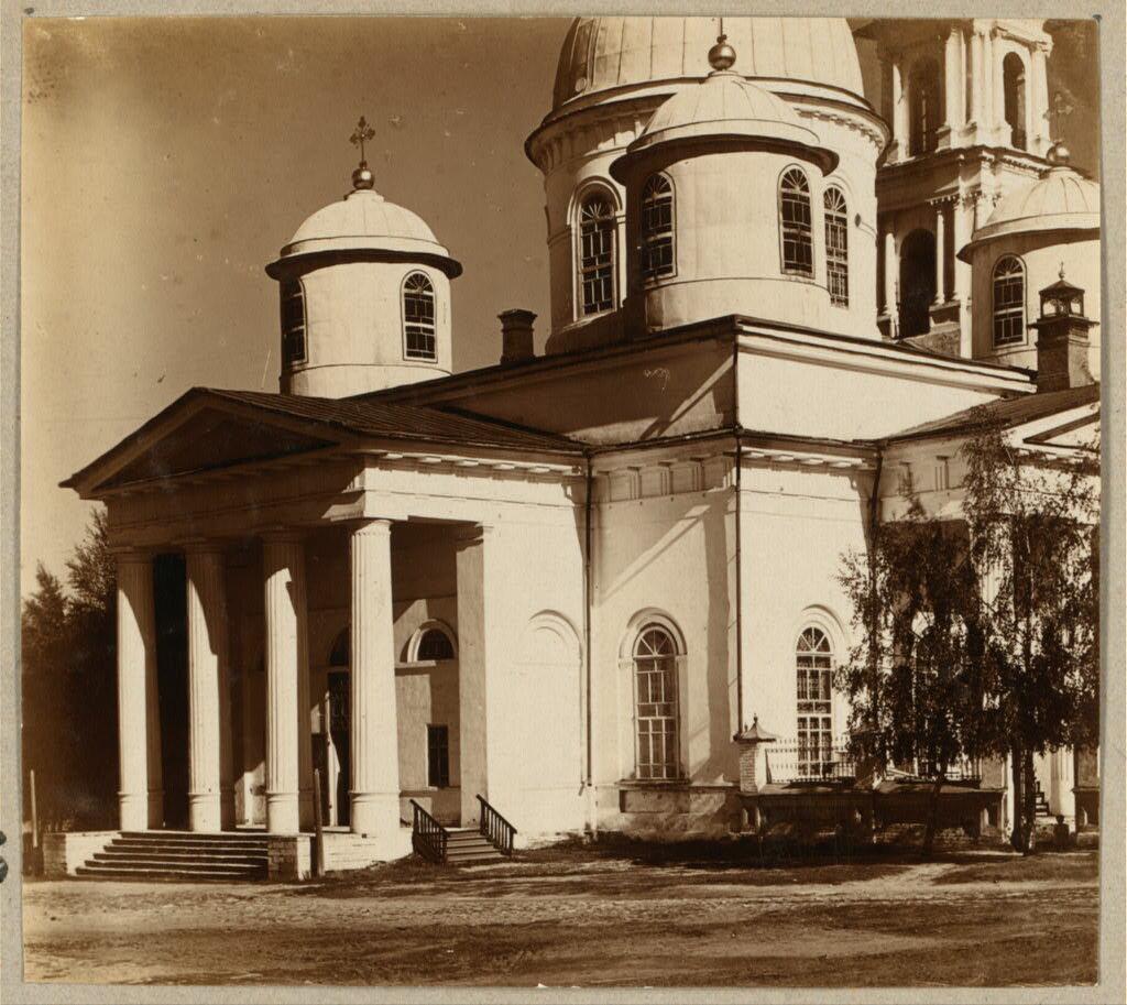Успенский (Троицкий) собор. 1910