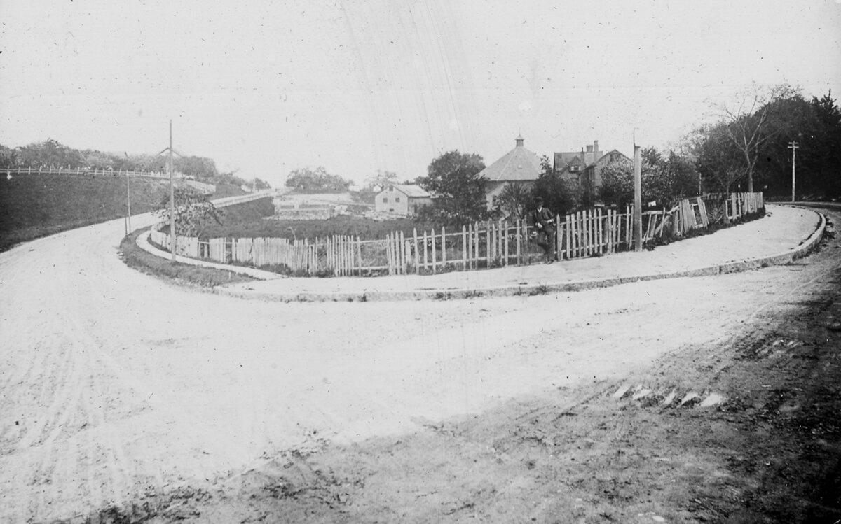 1887. Площадь Вашингтона