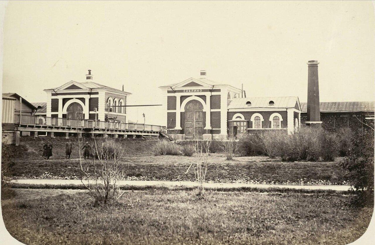 6. Станция Саблино
