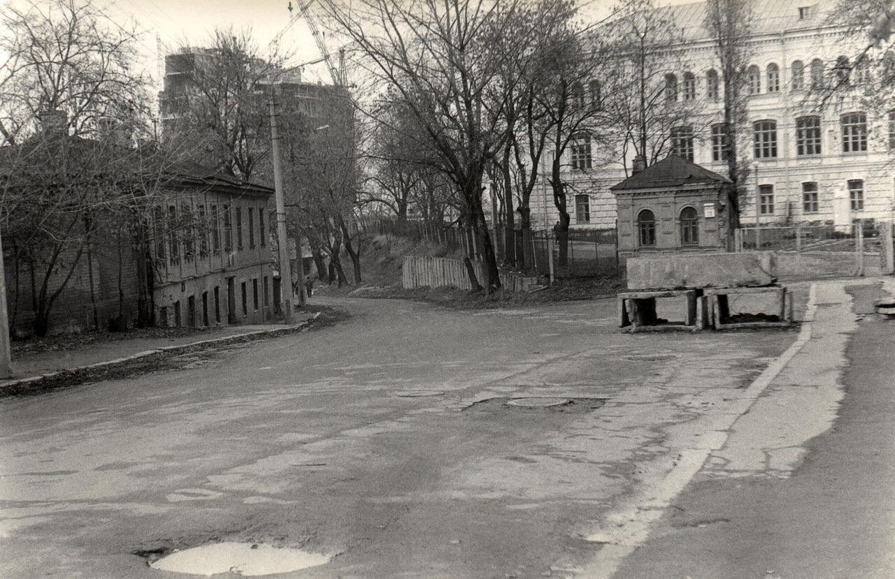 Ул. Смирнова Ласточкина. 1981 г.