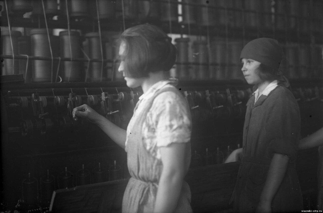 Сухой ватер фабрики-школы. 1931