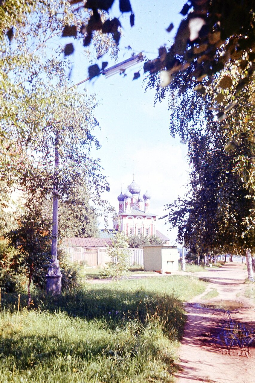 Углич. 1971