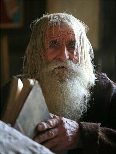Дедушка Добри - знаменитый нищий из Болгарии.