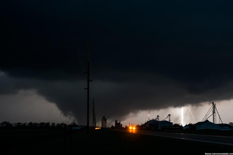 March Nebraska Tornado