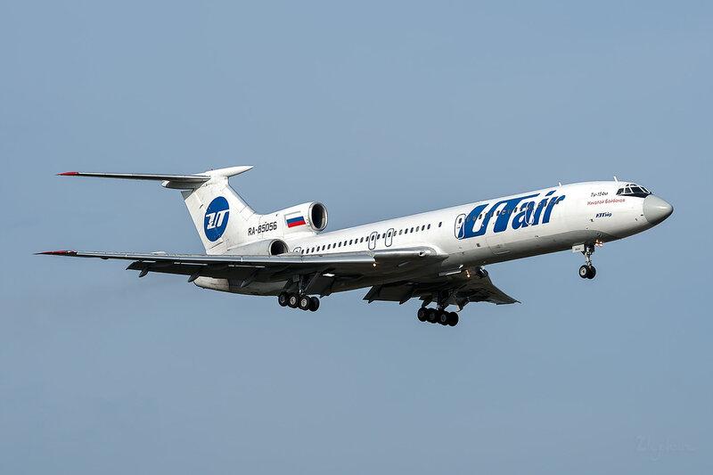 Туполев Ту-154М (RA-85056) ЮТэйр DSC_3570