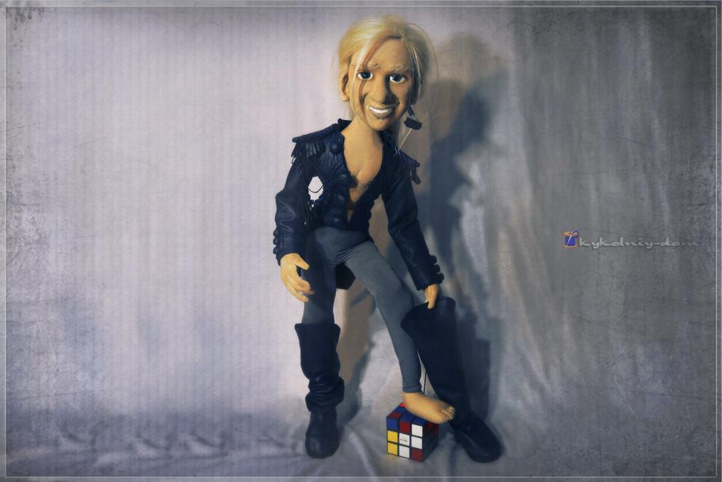 портретная кукла Глеб Матвейчук