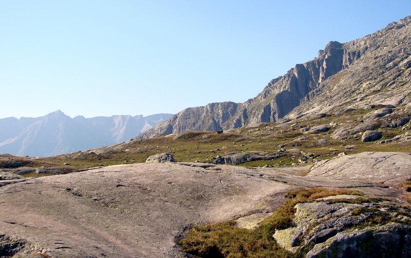 Перевал  San Gottard