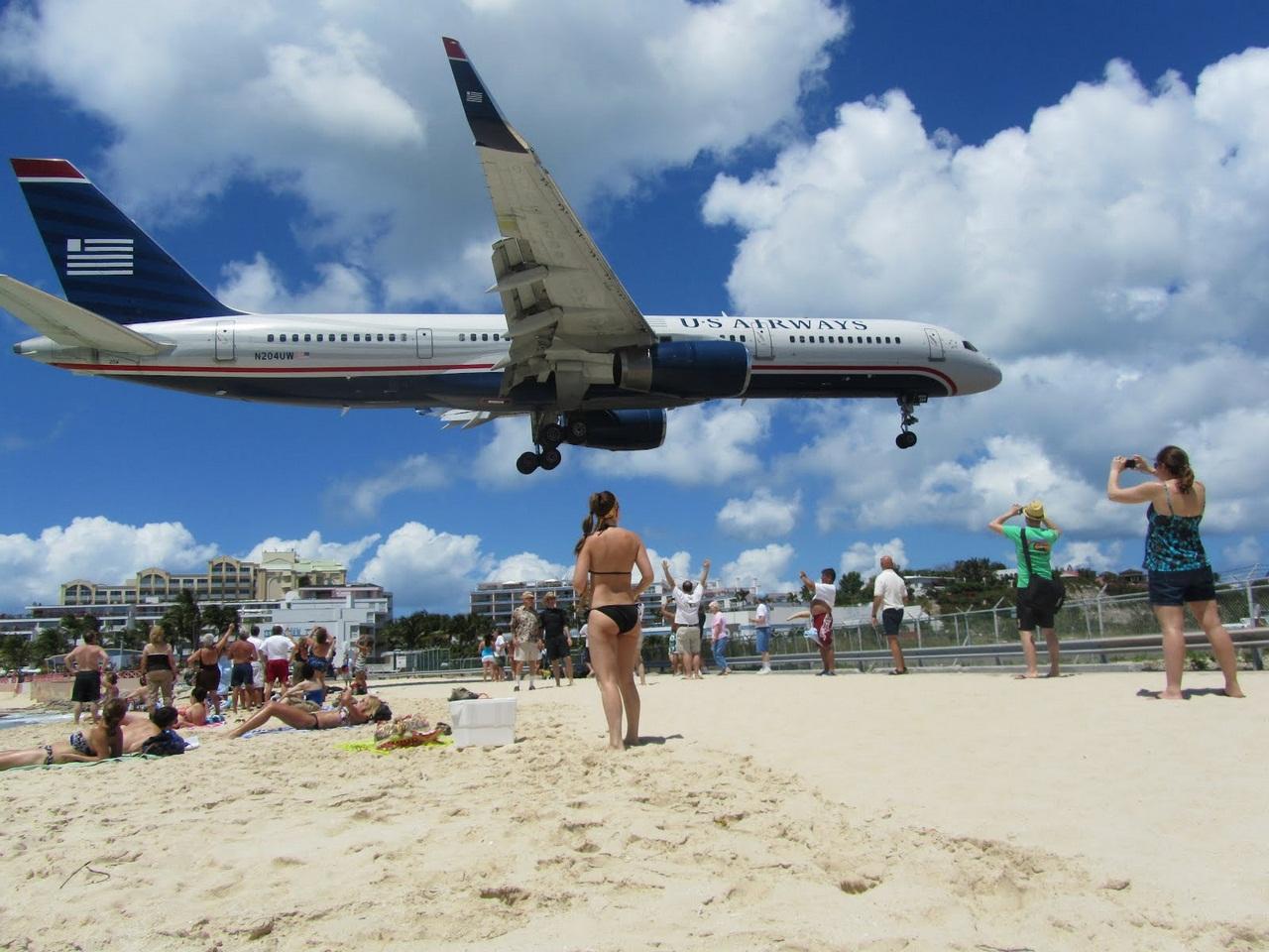 Ну дисты на пляжу