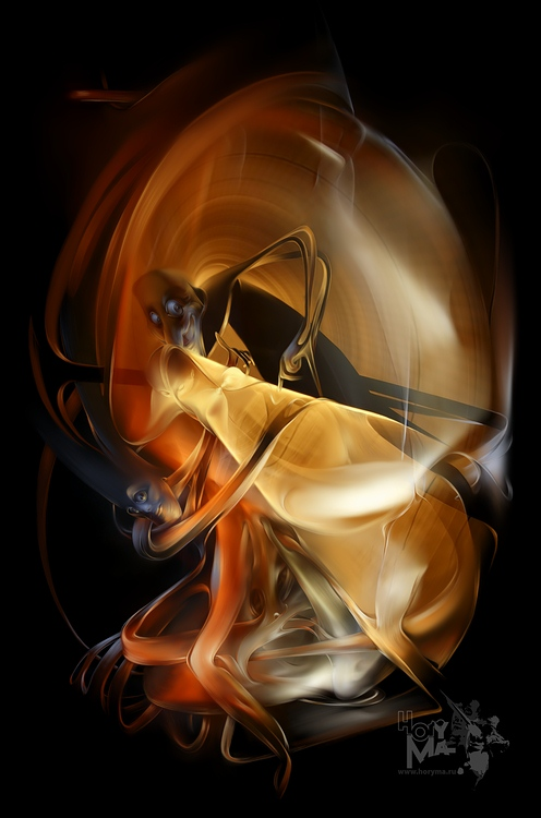 Искусство светографики от HoryMa