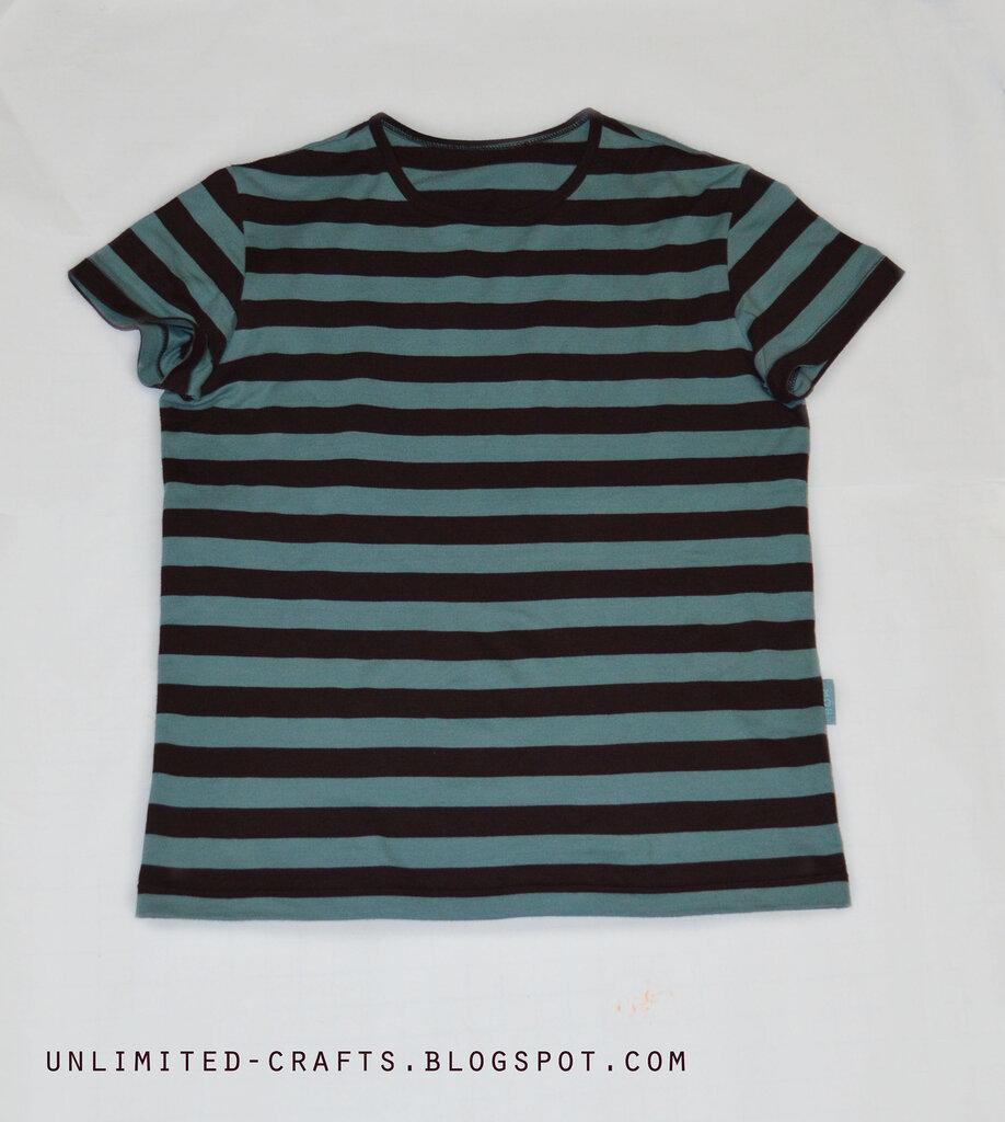 Простые футболки без выкройки фото 705