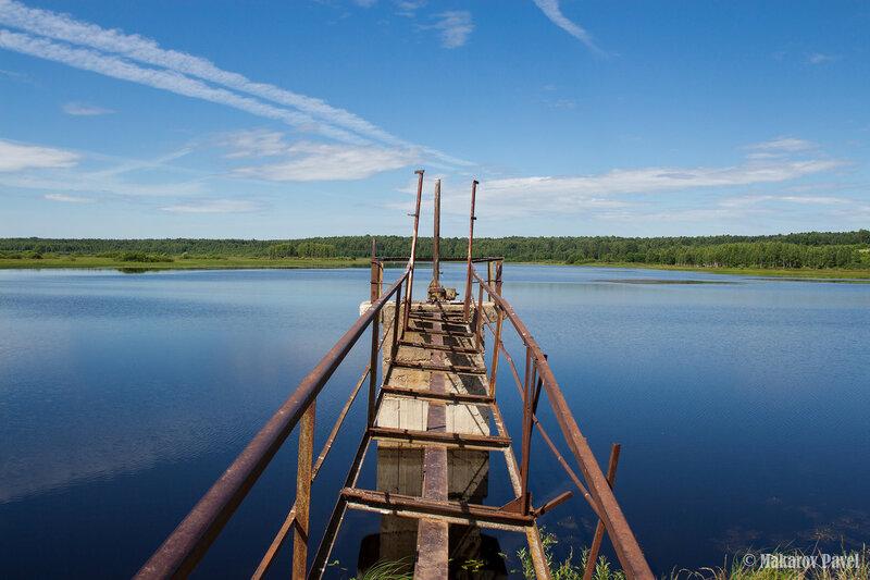 Мостовское озеро