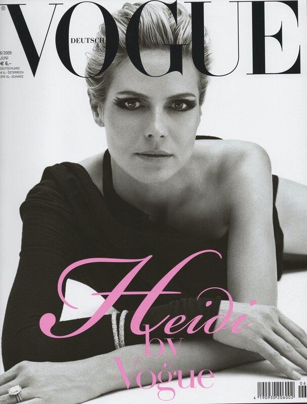 Vogue, история легенды