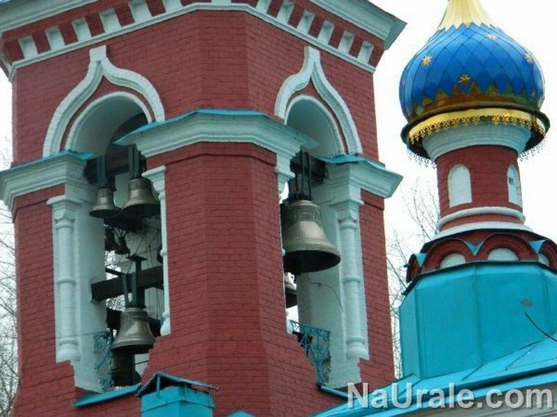 Колокольня храма (01.07.2013)