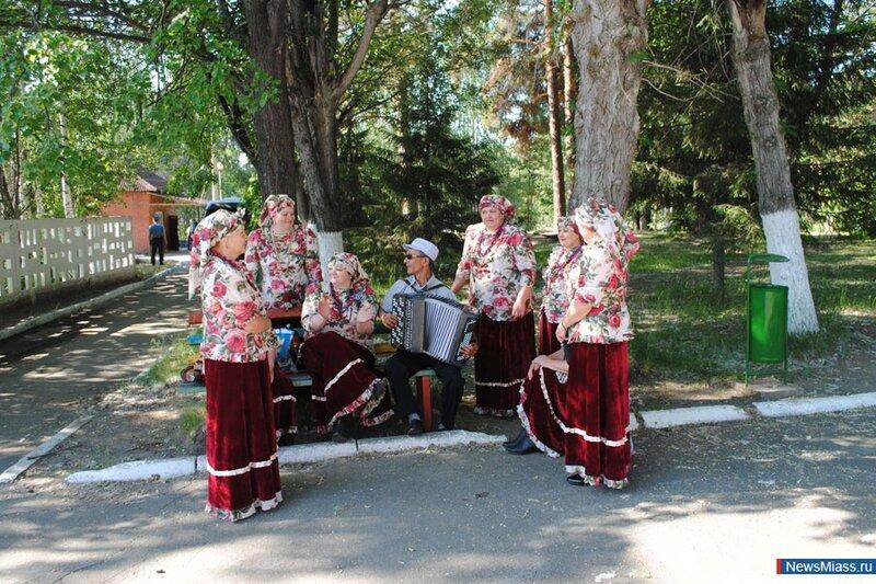 Творческие коллективы (02.07.2013)