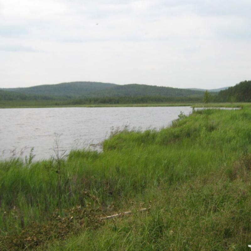 Рыбалка на озере бесплатная (16.05.2013)