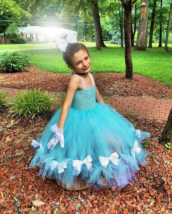 Платье туту на девочку своими руками 797
