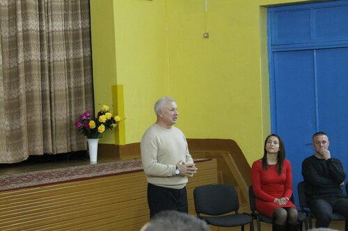 Встреча с Валерием Стрипейкисом