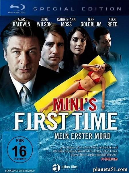 У Мини это в первый раз / Minis First Time (2006/HDRip)