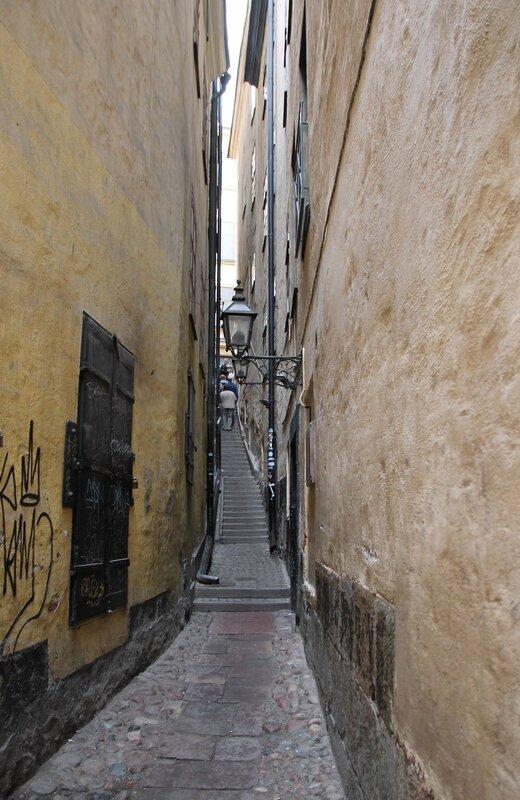 Переулок Мортена Тротзига, Стокгольм