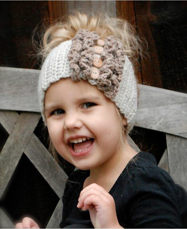 Вязание шапочки для девочки на голову 66