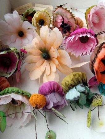 Цветы Линди Дурт