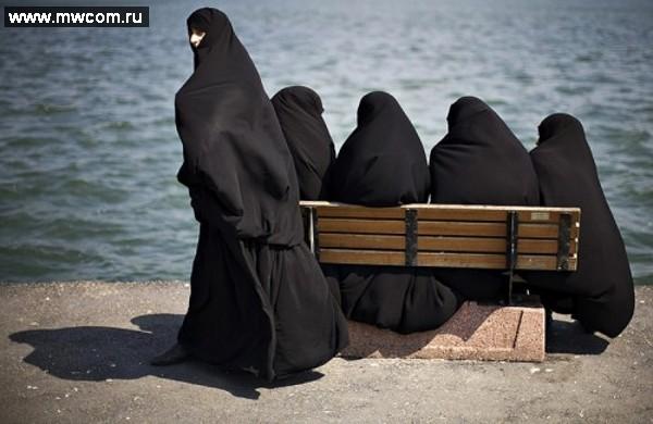 Исламские телки